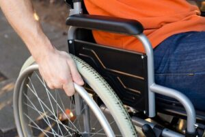 personal injury victims in baton rouge may end up needing a wheelchair