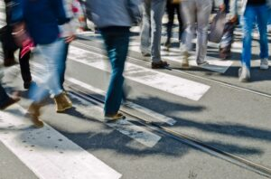 Can a Pedestrian be Liable For a Car Accident?