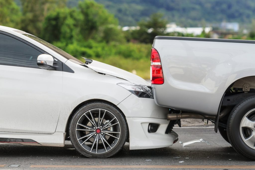 rear end accident injuries