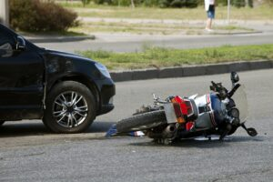 motorcycle accident in Baton Rouge