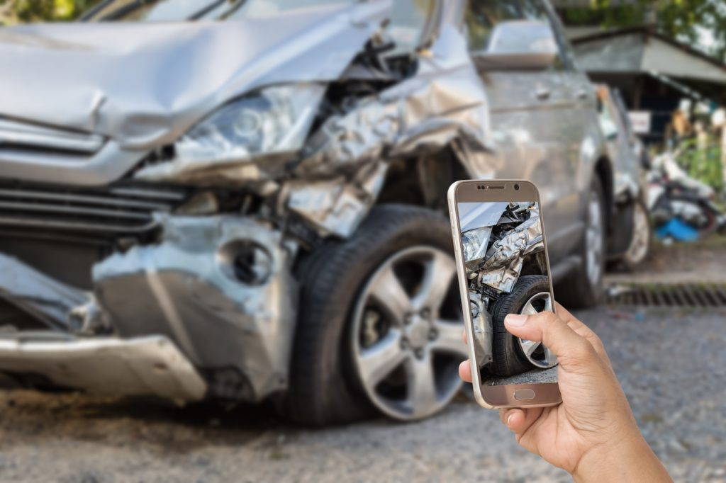 Car accident while pregnant