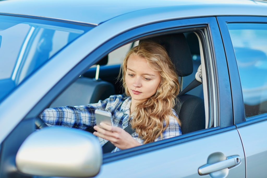 distracted driving, texting and driving, distracted driving attorney