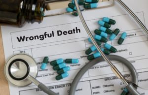 medical malpractice wrongful death