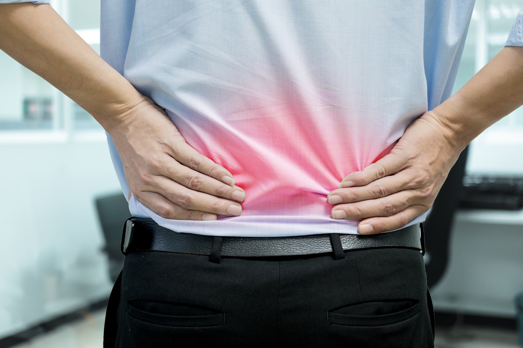 See a Car Crash Injury Lawyer in Baton Rouge for Back Pain from a Car Accident