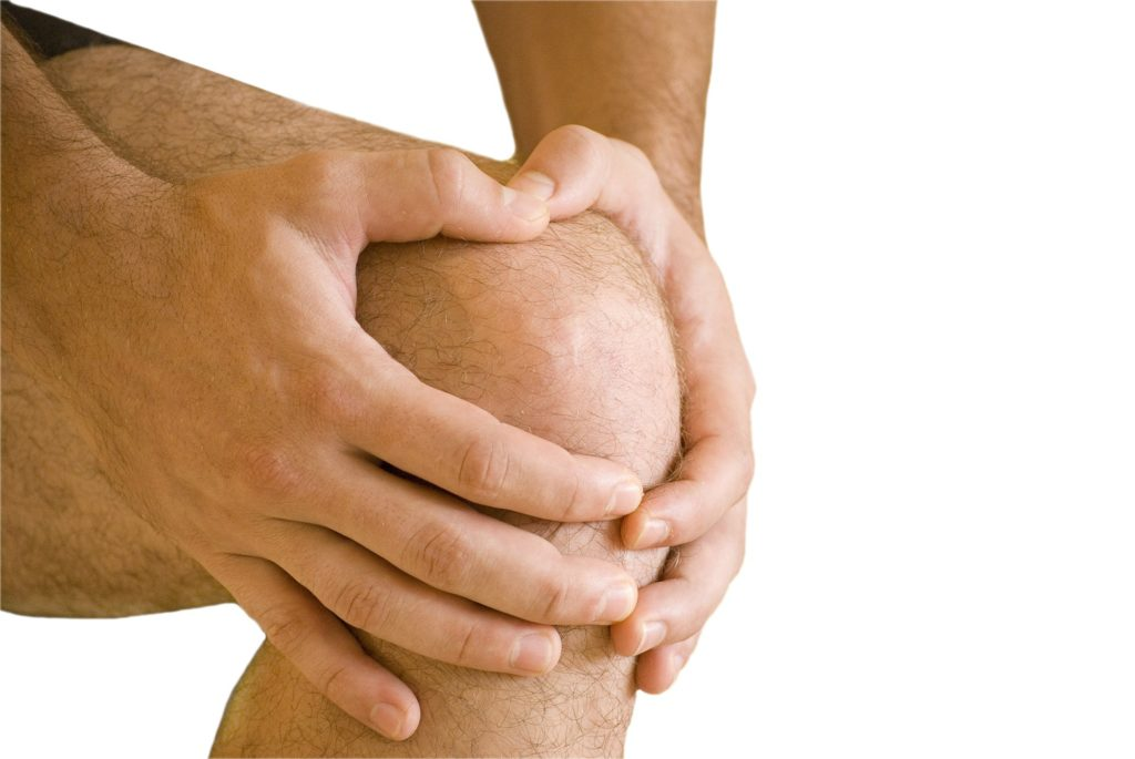 knee injury from a car accident