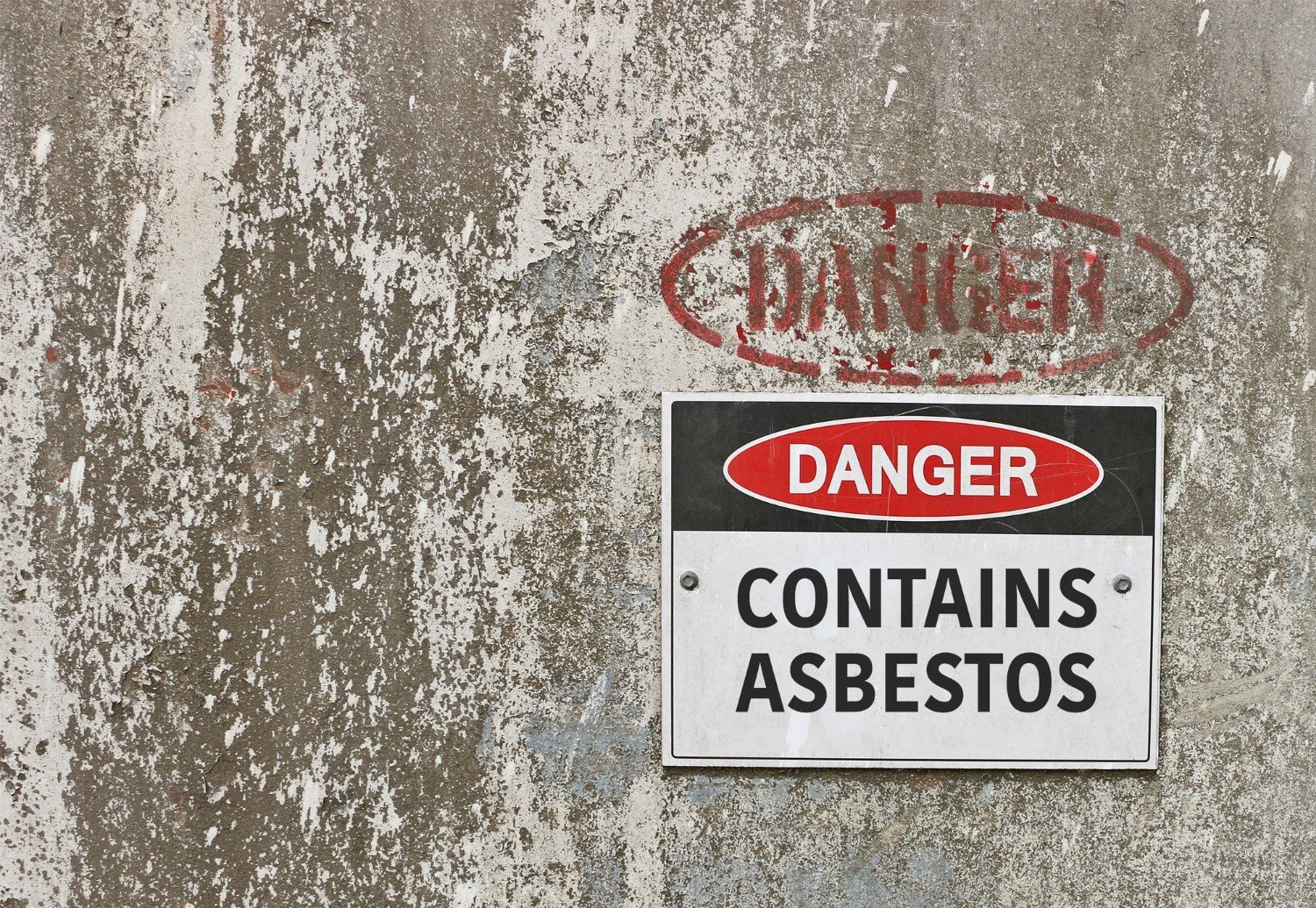 Signs of Asbestos Poisoning