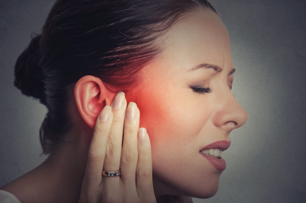ringing in ears after a car accident