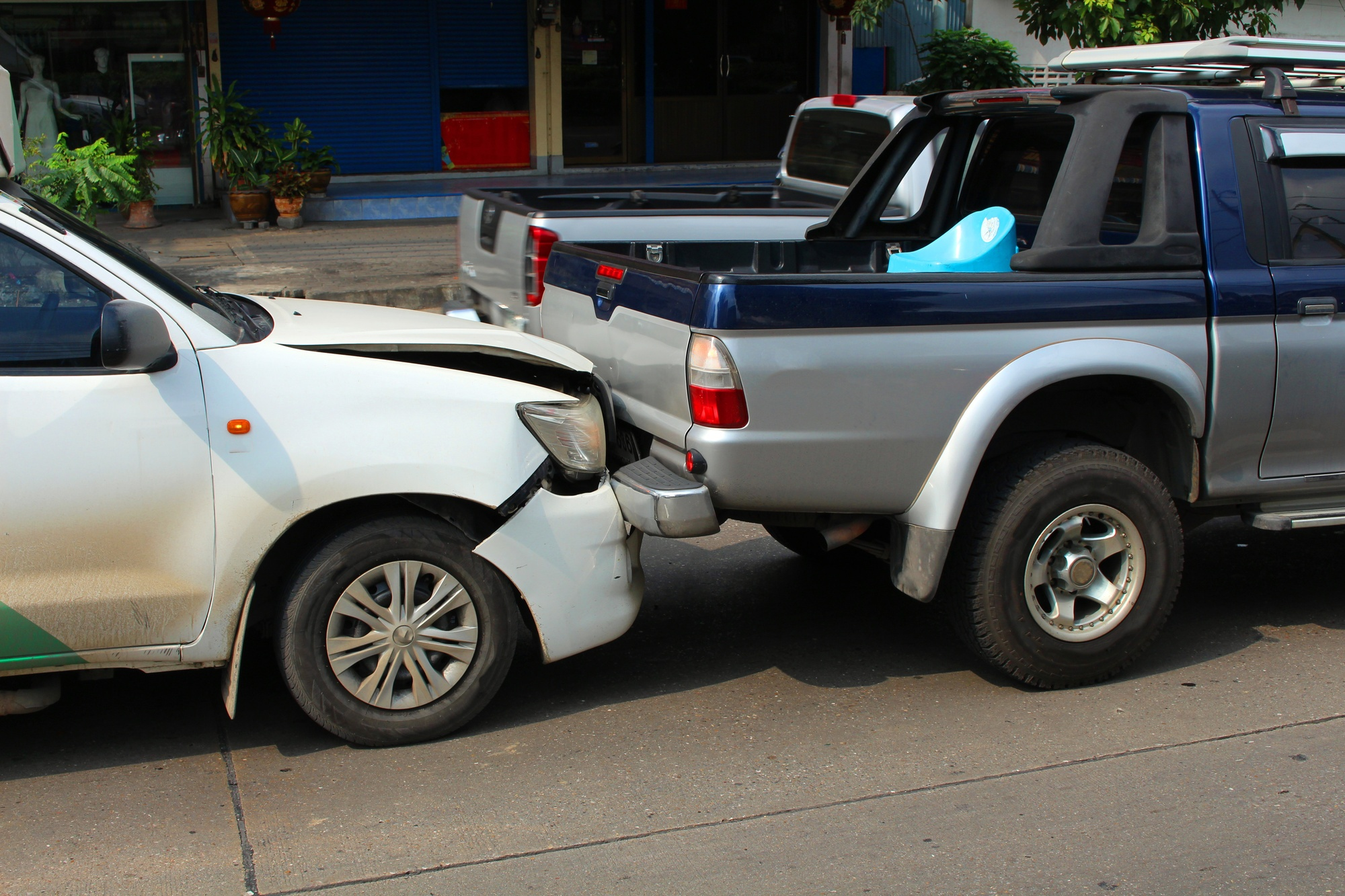 rear-end collision settlement